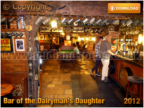 Arreton : Bar of the Dairyman's Daughter [2012]