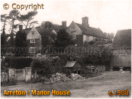 Arreton : Manor House [c.1908]