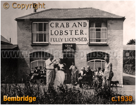 Bembridge : Crab and Lobster Inn [c.1938]