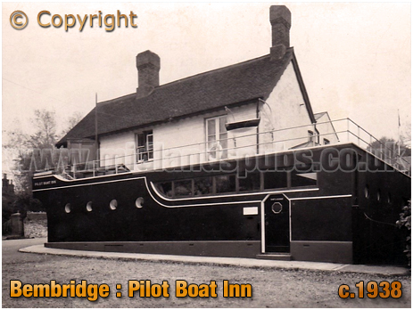 Bembridge : The Pilot Boat Inn [c.1938]