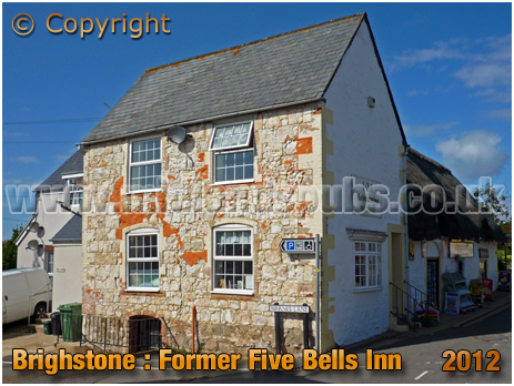 Brighstone : Former Five Bells Inn [2012]