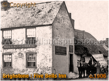 Brighstone : Five Bells Inn [c.1906]