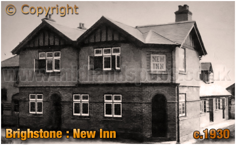 Brighstone : New Inn [c.1930]