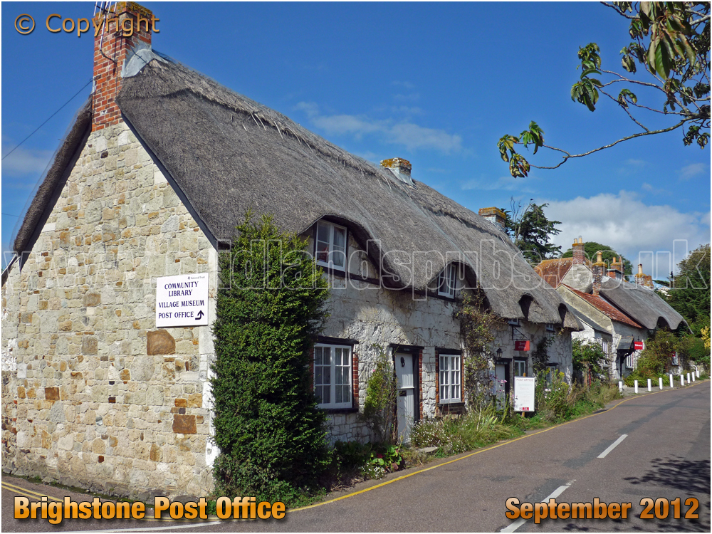 Brighstone Post Office [2012]