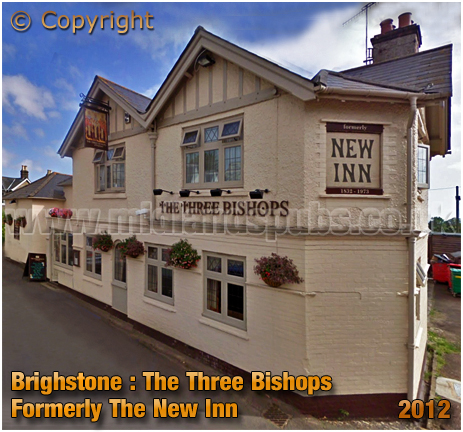 Brighstone : The Three Bishops [2012]