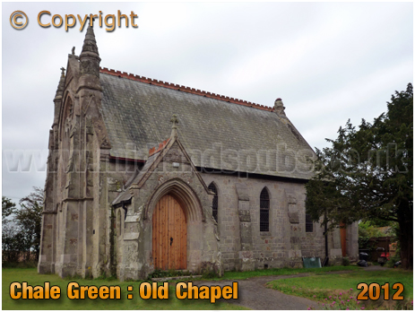 Chale Green : Old Chapel [2012]