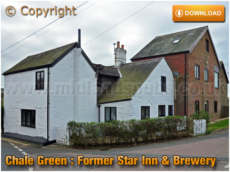 Chale Green : Former Star Inn and Sprake's Brewery [2012]