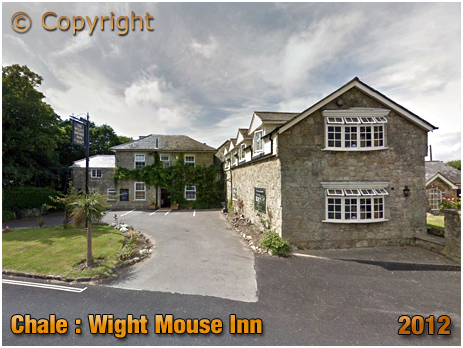 Chale : Wight Mouse Inn [2012]