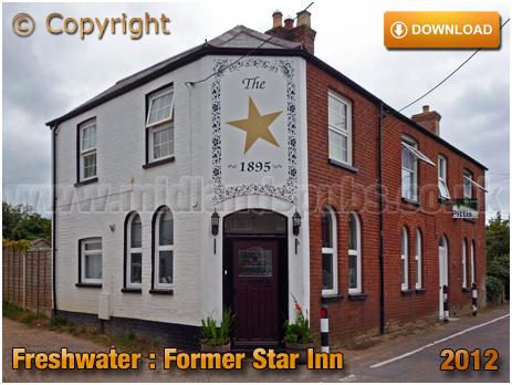 Freshwater : Former Star Inn [2012]