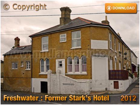 Freshwater : Former Stark's Hotel [2012]