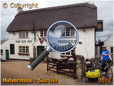 Hulverstone : The Sun Inn [2012]