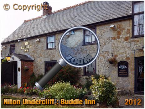 Niton Undercliff : Buddle Inn [2012]