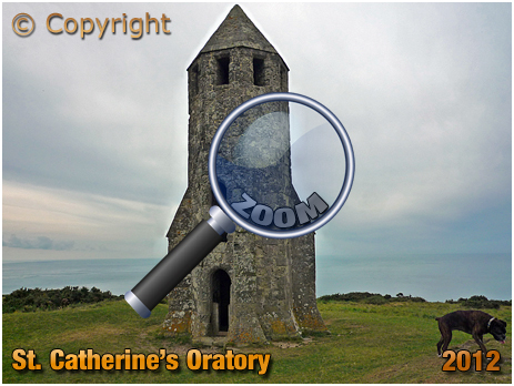 Niton Down : Saint Catherine's Oratory aka The Pepperpot [2012]