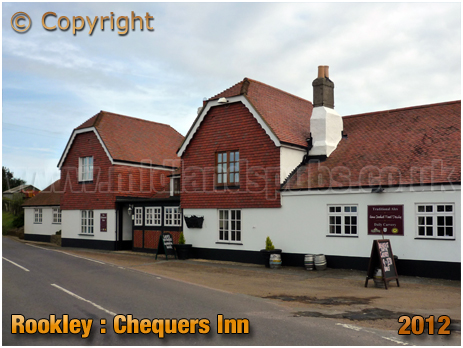 Rookley : The Chequers Inn [2012]