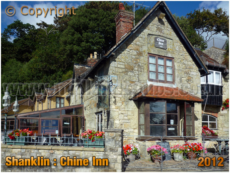 Shanklin : The Chine Inn [2012]