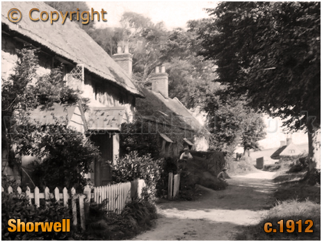 Shorwell Village [c.1912]
