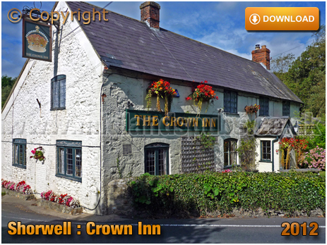 Shorwell : Crown Inn [2012]