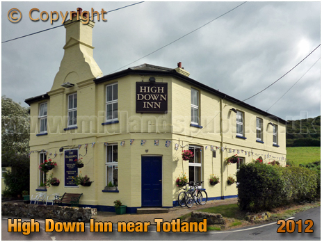 Totland : High Down Inn [2012]