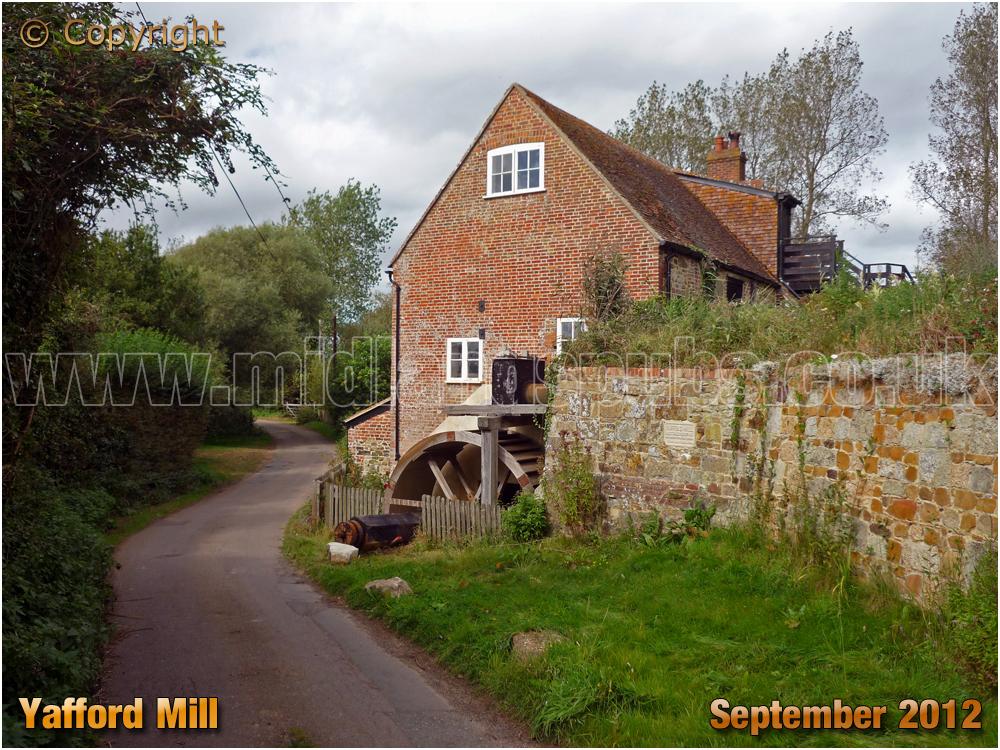 Yafford Mill [2012]