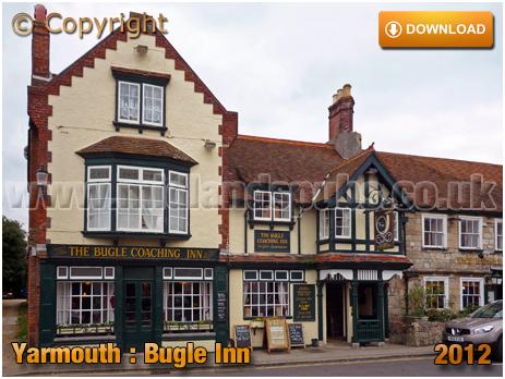 Yarmouth : Bugle Inn [2012]