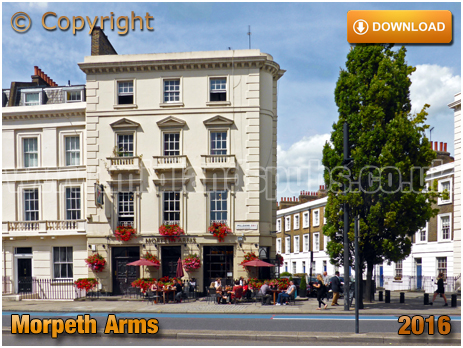 Millbank : Morpeth Arms [2016]
