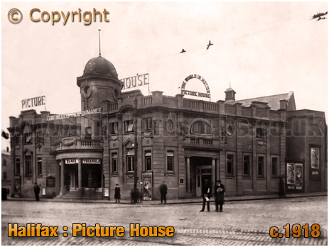 Halifax Picture House [c.1918]