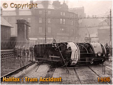 Halifax Tram Accident [1906]