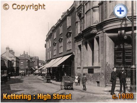 Kettering : High Street [c.1908]