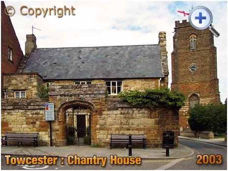 Towcester : Chantry House [2003]