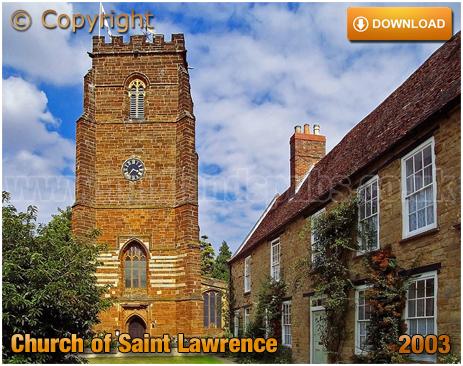 Towcester : Church of Saint Lawrence [2003]