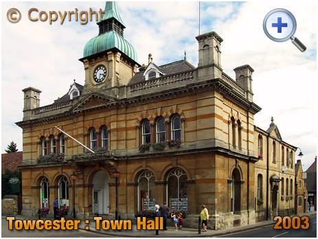 Towcester : Town Hall [2003]