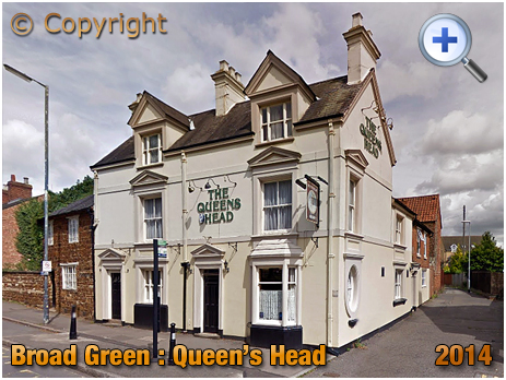 Wellingborough : The Queen's Head on Broad Green [2019]