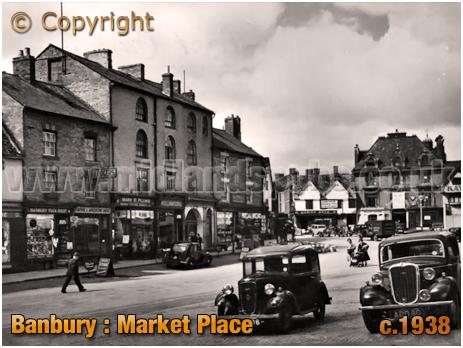 Banbury : Market Place [c.1938[