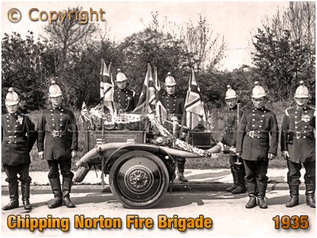 Chipping Norton : Fire Brigade [1935[