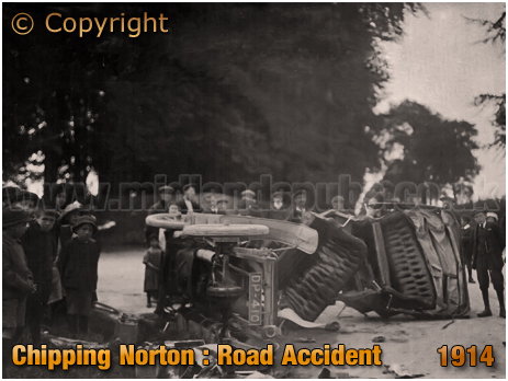 Chipping Norton : Road Accident [1914]