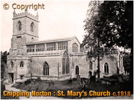 Chipping Norton : Saint Mary's Church [c.1918[