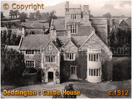 Deddington : Castle House [c.1912[