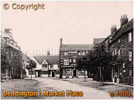 Deddington : Market Place [c.1909[