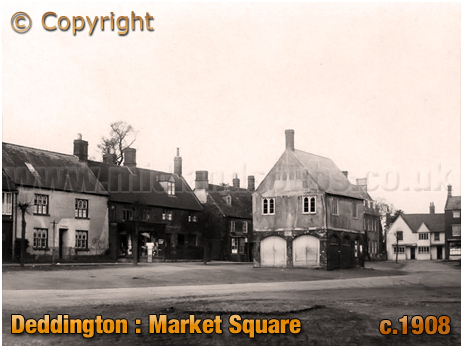 Deddington : Market Square [c.1908[