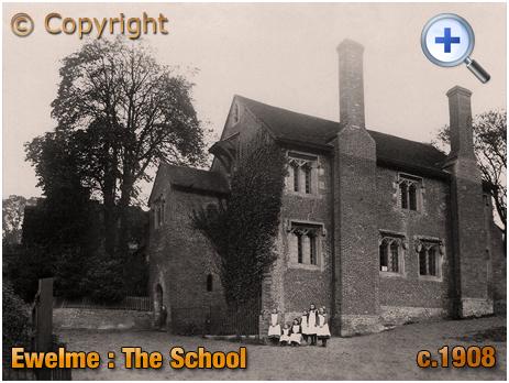 Ewelme : The School [c.1908[