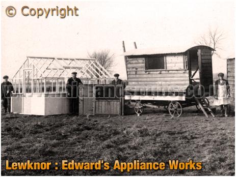Lewknor : Edward's Appliance Works [c.1914]
