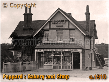 Peppard : Bakery and Shop [c.1910]