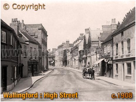 Wallingford : High Street [c.1908]