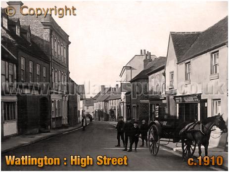 Watlington : High Street [c.1910]