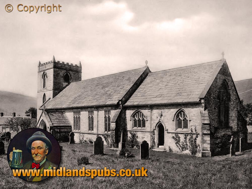 Kettlewell : Church of Saint Mary [c.1912]