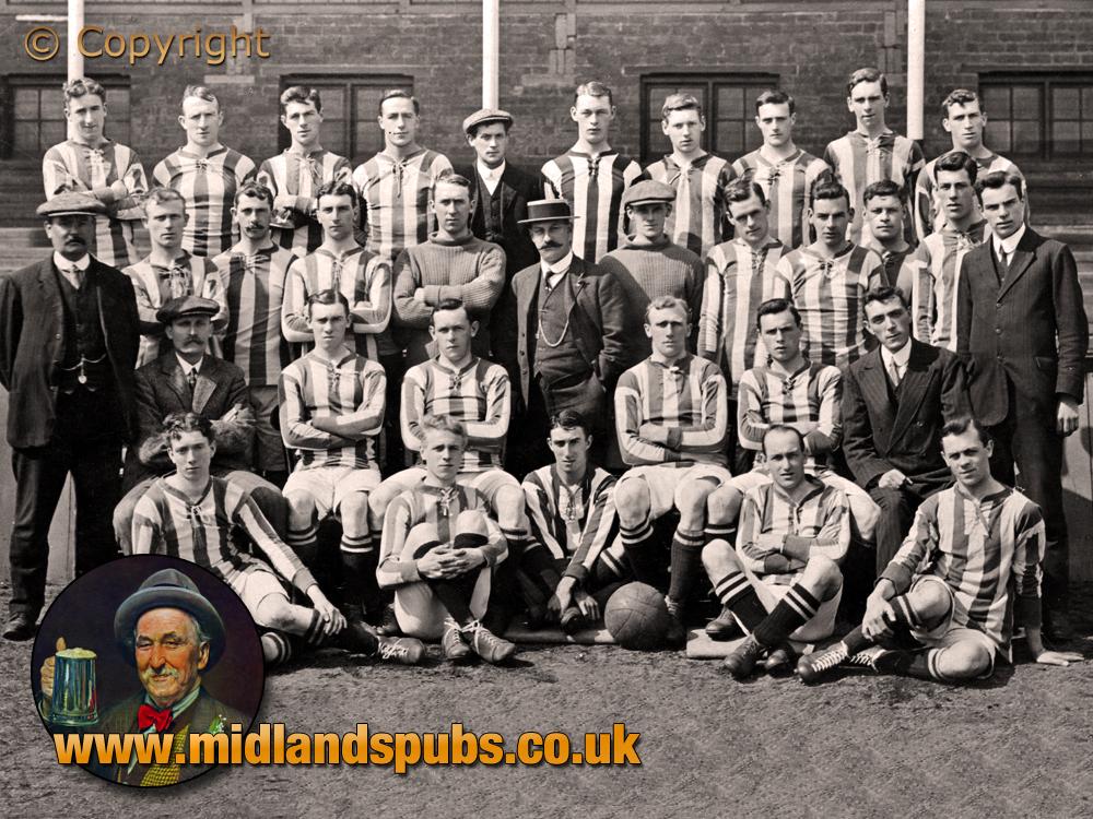 West Bromwich Albion Squad [1911-2]