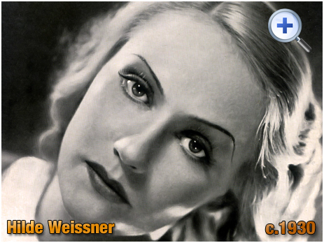 Hilde Weissner [c.1934]