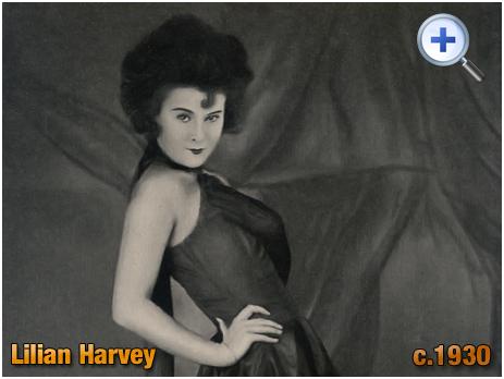 Lilian Harvey [c.1930]