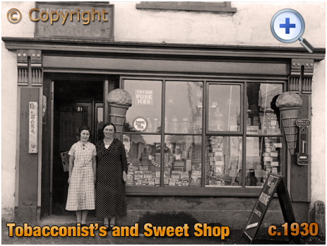 Tobacconist's and Sweet Shop [c.1930]