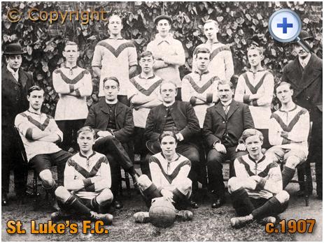 St. Luke's F.C. [c.1907]